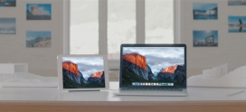 Ex-Apple Engineers turn your iPad into an extra display.  Mac & PC